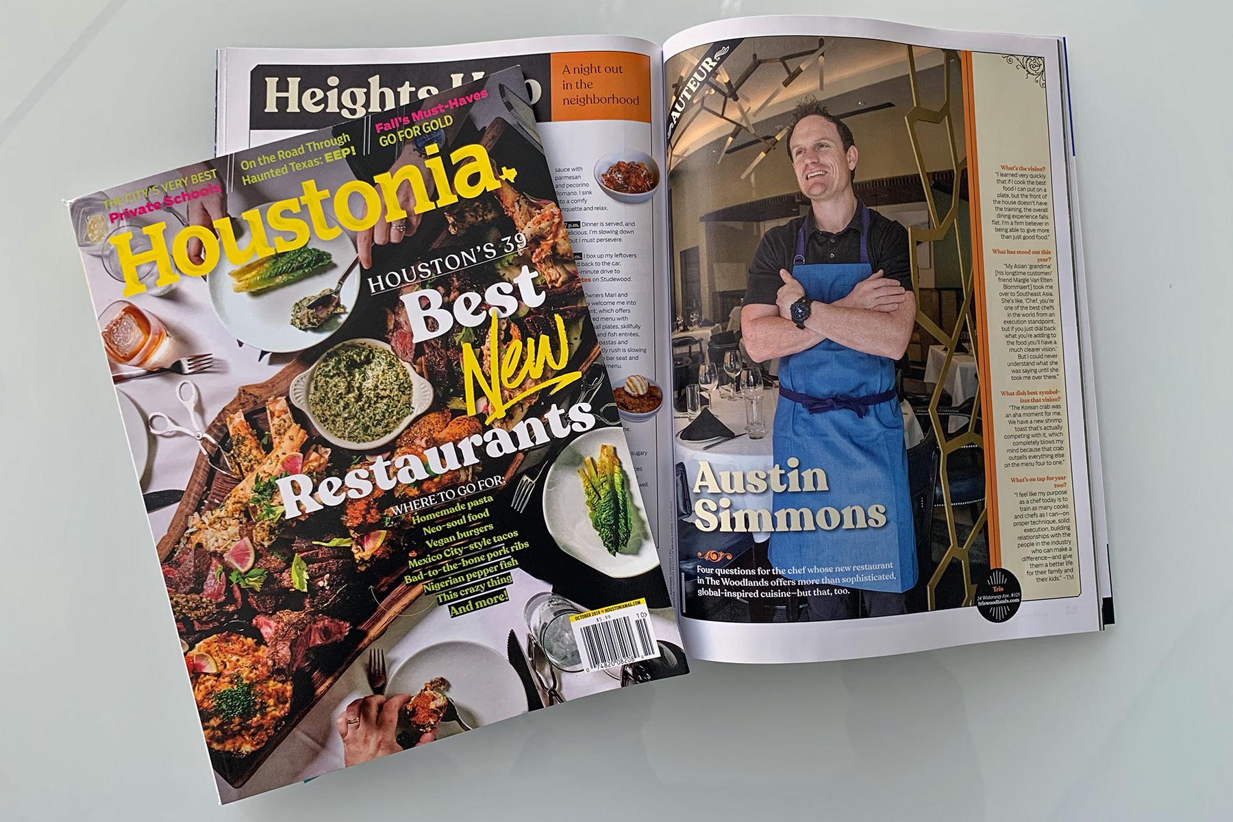 Houstonia Magazine Houston S 39 Best New Restaurants